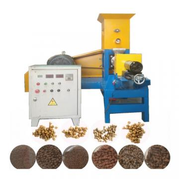 Animal Floating Fishfeed Dog Pet Food Pellet Making Processing Extruder Machine