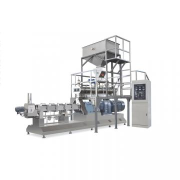 Professional Pet Dog Food Single Screw Extruder Snacks Machine