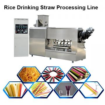 High output biodegradable drinking straws extruder