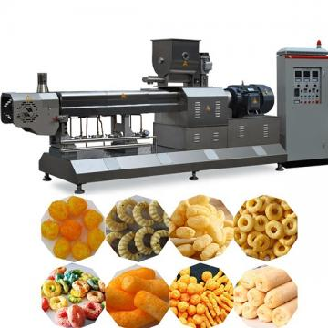 Corn Ball Bar Snacks Food Production Line Making Machine Extruder