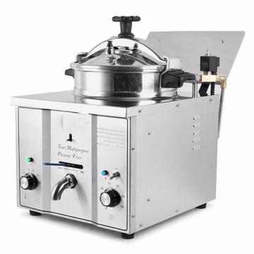 Hot Sale Industrial Peanut Banana Fryer Production Line Frozen French Fries Frying Potato Chips Making Machine
