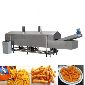Nik Naks Kurkure Process Plant Corn Curls Cheetos Making Machine