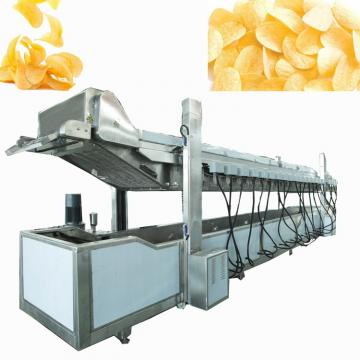 China fully automatic potato chip making machine for sale