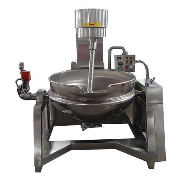 Automatic Industrial Production Deep Fried Corn Chips Manufacture Equipment #1 image