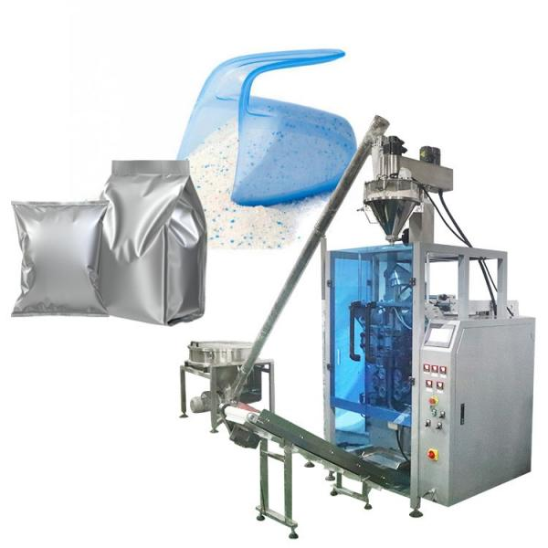 Big Bag Jumbo Bag Bulk Bag Weighing Filling Packing Machine #1 image