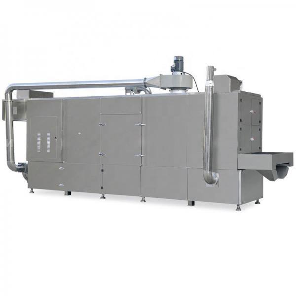 Continuous Conveyor Tunnel Belt Dryer/Drying Machine for Grass #2 image