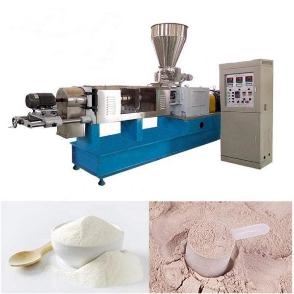 Automatic instant baby wheat grain cereal breakfast corn snacks food production line/making machines from Jinan Phenix Machinery #2 image